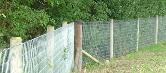 Fence supplies stock uk
